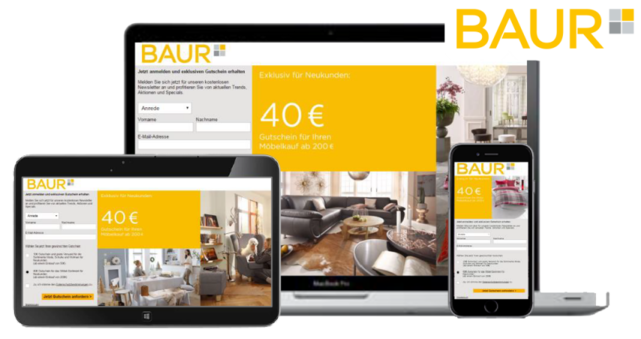 ad pepper media und BAUR Case Study